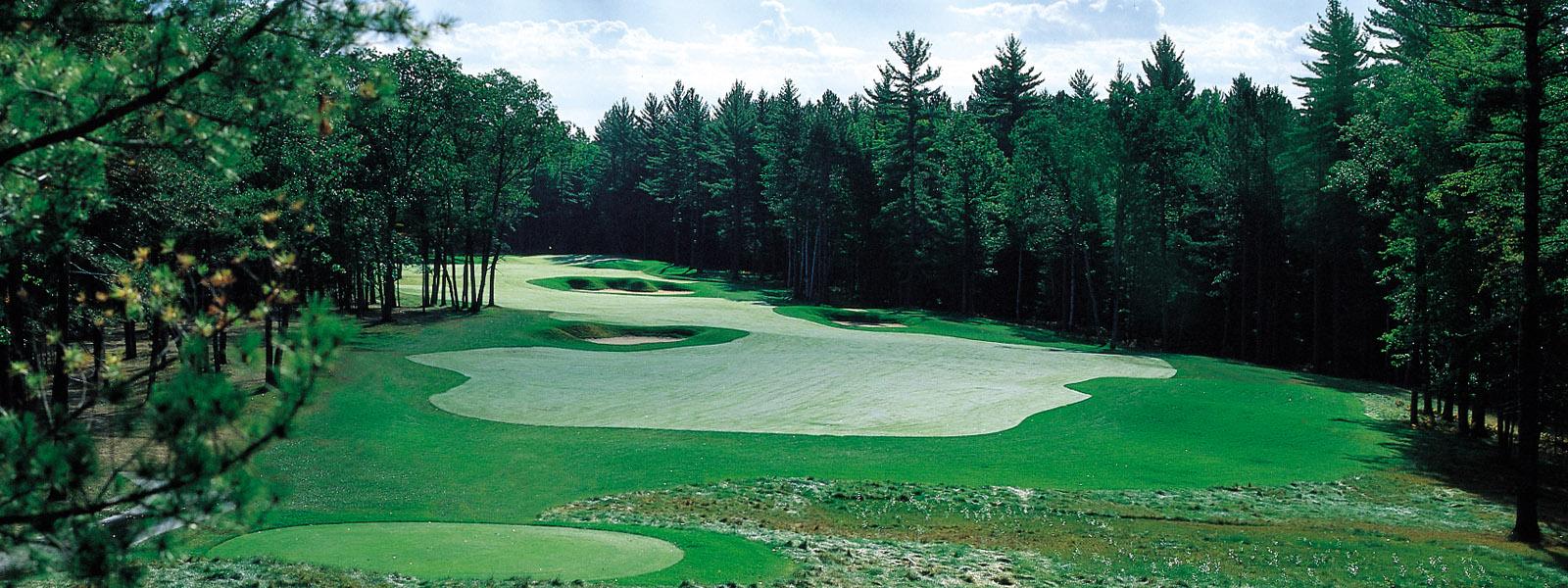 Red Hawk Golf Club – East Tawas, MI