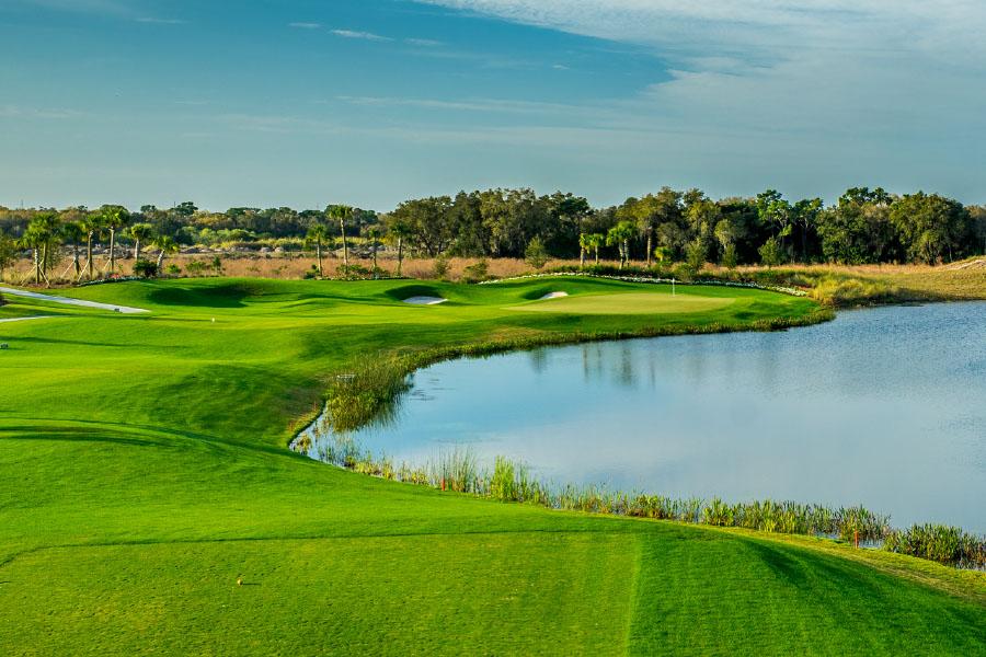 New Golf Course Design